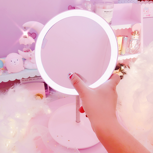"""ANGEL GIRL"" LIGHT UP MIRROR"