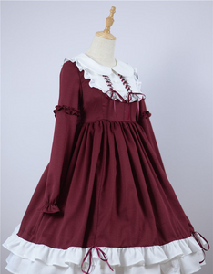 """VINTAGE LADY"" DRESS (3 COLORS)"