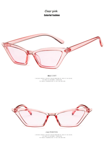 """AESTHETIC"" CAT EYE GLASSES"