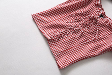 "Load image into Gallery viewer, ""PICNIC PRINCESS"" TOP (3 COLORS)"