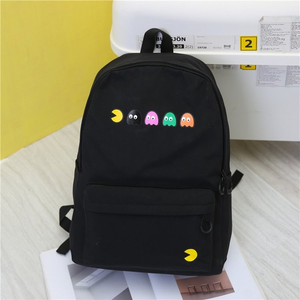 """PACMAN PARTY"" BACKPACK (4 COLORS)"