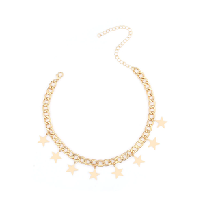 """STAR CHILD"" CHOKER (2 COLORS)"