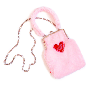 """LONELY CLUB"" PURSE (2 COLORS)"