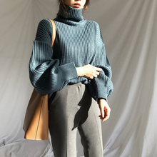 "Load image into Gallery viewer, ""SKYLAR"" TURTLENECK (3 COLORS)"