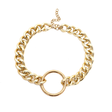 Load image into Gallery viewer, O-RING CHAIN CHOKER (2 COLORS)