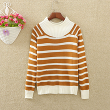 "Load image into Gallery viewer, ""AESTHETIC STRIPES"" SWEATER (5 COLORS)"