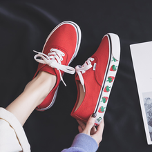 "Load image into Gallery viewer, ""STRAWBERRY FUN"" SNEAKERS (3 COLORS)"