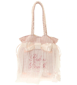 """BABY'S BREATH"" HANDBAG"