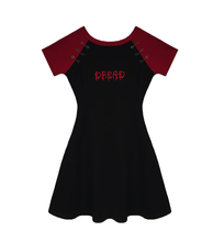 "Load image into Gallery viewer, ""DREAD"" DRESS"