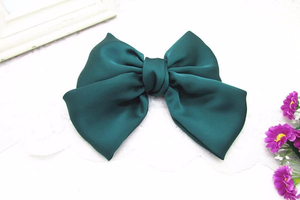 """PRINCESS"" HAIR BOW (5 COLORS)"