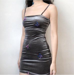 """BUTTERFLY PARTY"" DRESS"