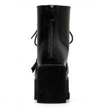 "Load image into Gallery viewer, ""MARIA"" ANKLE BOOTS"