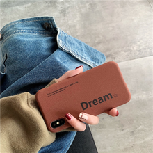 "Load image into Gallery viewer, ""DREAM"" IPHONE CASE"