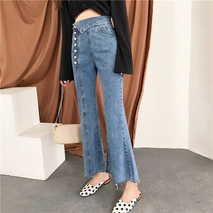 """BUTTON UP"" JEANS"