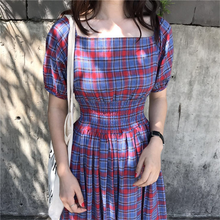 "Load image into Gallery viewer, ""SUNNY DAY PICNIC"" DRESS (2 COLORS)"