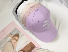 "Load image into Gallery viewer, ""ALL EYES ON ME"" HAT (5 COLORS)"