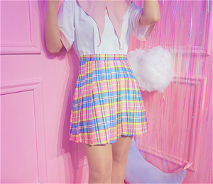 """CANDY CANDY"" SKIRT (2 COLORS)"