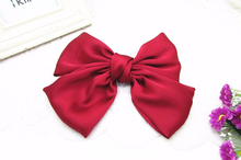 "Load image into Gallery viewer, ""PRINCESS"" HAIR BOW (5 COLORS)"