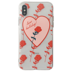 """LOVE HOLIDAY!"" IPHONE CASE"