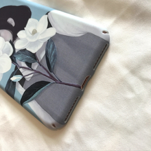 "Load image into Gallery viewer, ""SEA FLOWERS"" IPHONE CASE"
