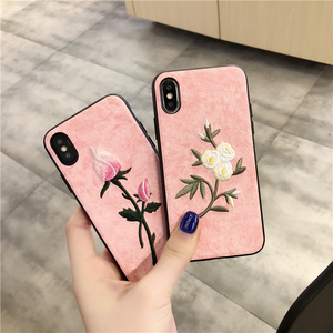 """PASTEL FLORAL"" IPHONE CASE (2 DESIGNS)"
