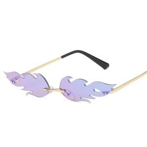 """FLAME EYES"" GLASSES (6 COLORS)"