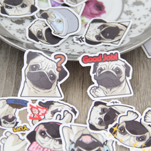 "Load image into Gallery viewer, ""PUG LIFE"" STICKERS"