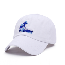 "Load image into Gallery viewer, ""THE GREAT WAVE"" HAT (2 COLORS)"