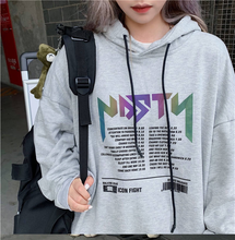 "Load image into Gallery viewer, ""NASTY"" HOODIE (2 COLORS)"