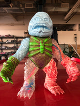 Load image into Gallery viewer, Custom KONG With Clear Arm and Leg. Mixed Parts