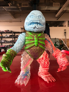 Custom KONG With Clear Arm and Leg. Mixed Parts