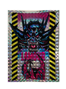 Lamour Fiend Holograph Sticker