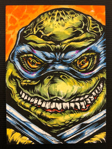 Original Leo LAmour Supreme Sketch Card