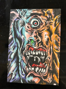 LAmour Original Sketch Card