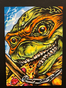 Original Mikey LAmour Supreme Sketch Card