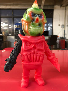 Custom Mishka Bootleg Toy