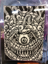 Load image into Gallery viewer, Original Beholder Sketch Card by LAmour Supreme