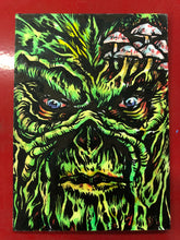 Load image into Gallery viewer, Swamp Thing Original Sketch Card 2