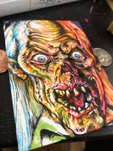 "Load image into Gallery viewer, 2.5""X3.5"" Crypt Keeper Sketch Card"