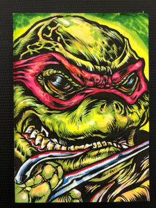 Original Raph LAmour Supreme Sketch Card