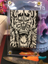 Load image into Gallery viewer, Original Lich King Sketch Card by LAmour Supreme