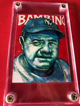 Load image into Gallery viewer, BAMBINO Original Card Art