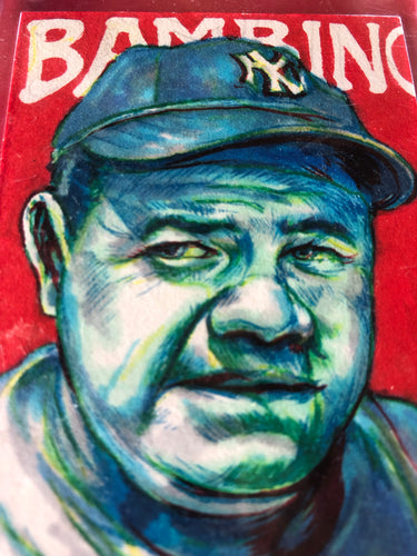 BAMBINO Original Card Art