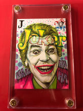 Load image into Gallery viewer, Cesar Romero Joker Sketchcard