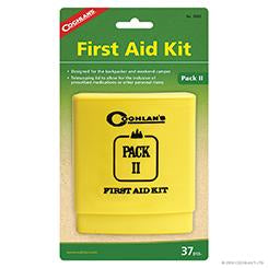 Pack II First Aid Kit yes