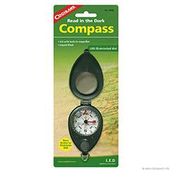 Compass with L.E.D.