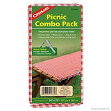 Picnic Combo Pack (Tablecloth & Clamps)