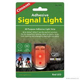 Adhesive Signal Light - Red
