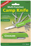 Camping Multi-Knife (11 function)