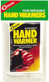Disposable Hand Warmers - pkg of 4